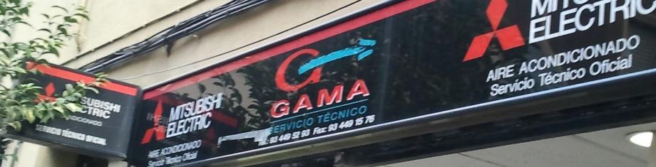 Servicio Tecnico Gama,S.L.